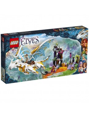 Конструктор LEGO Elves Спасение королевы Драконов (41179)