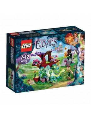 Конструктор LEGO Elves Фарран и Кристальная долина (41076)