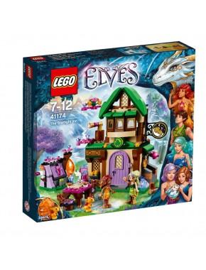 Конструктор LEGO Elves Отель Звёздный свет (41174)
