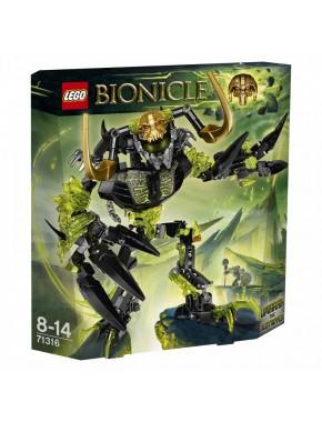 Конструктор LEGO BIONICLE Умарак Разрушитель (71316)