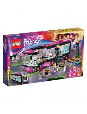Конструктор LEGO Friends Гастроли (41106)