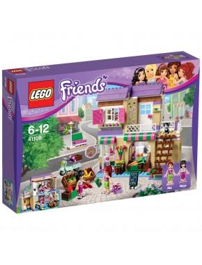 Конструктор LEGO Friends Продуктовый рынок (41108)