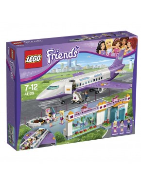 Конструктор LEGO Friends Аэропорт Хартлейк Сити (41109)