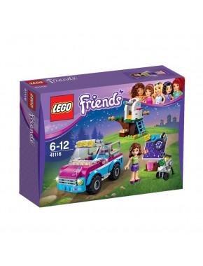 Конструктор LEGO Friends Машина Оливии (41116)