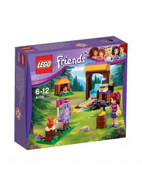 Конструктор LEGO Friends Спортивный лагерь: Стрельба из лука (41120)