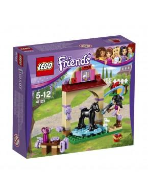Конструктор LEGO Friends Салон для жеребят (41123)