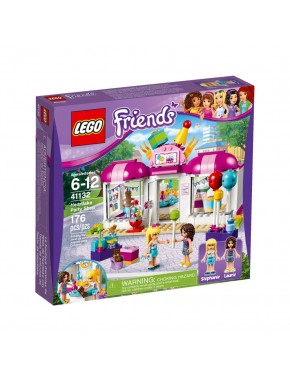 Конструктор Lego Friends Подготовка к вечеринке (41132)
