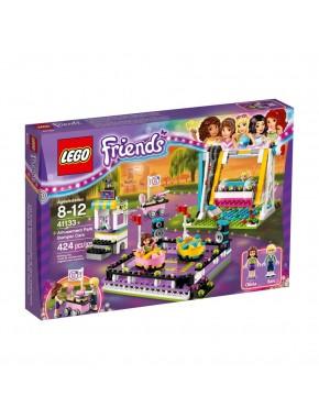 Конструктор LEGO Friends Парк развлечений: аттракцион Автодром (41133)