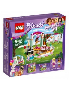 Комплексный набор 3-в-1 LEGO® Friends (66537)