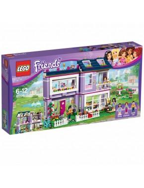 Конструктор LEGO Friends Дом Эммы (41095)