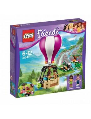 Конструктор LEGO Friends Воздушный шар Хартлейк Сити (41097)