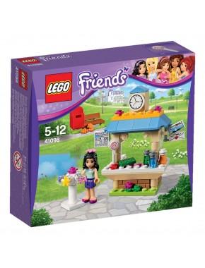 Конструктор LEGO Friends Туристический киоск Эммы (41098)