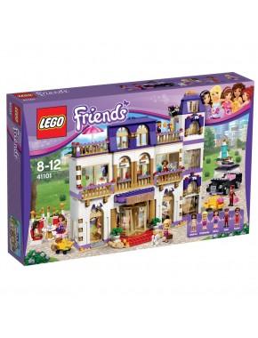 Конструктор LEGO Friends Гранд отель Хартлейк Сити (41101)