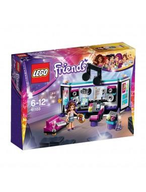 Конструктор LEGO Friends Поп-звезда: Студия звукозаписи (41103)