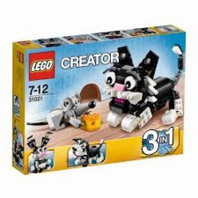 Конструктор LEGO Creator Пушистые зверушки (31021)