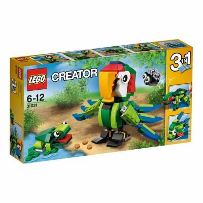 Конструктор LEGO Creator Животные джунглей (31031)