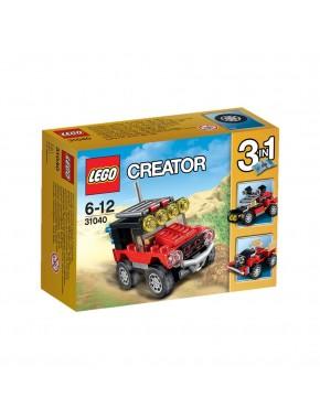 Конструктор LEGO Creator Внедорожник (31040)