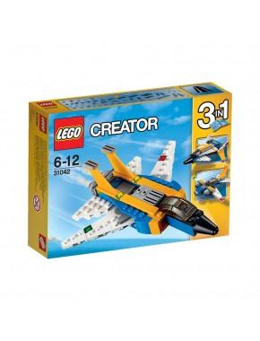 Конструктор LEGO Creator Истребитель (31042)