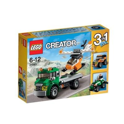 Конструктор LEGO Creator Транспортер вертолета (31043)