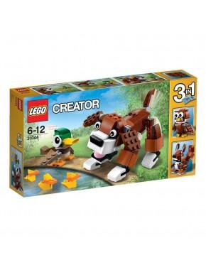 Конструктор LEGO Creator Животные в парке (31044)