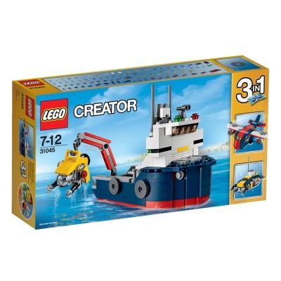 Конструктор LEGO Creator Исследователь океана (31045)