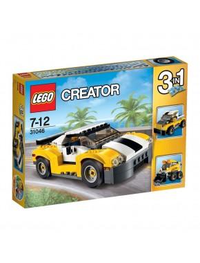 Конструктор LEGO Creator Гоночный автомобиль (31046)