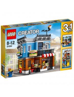 Конструктор LEGO Creator Гастрономчик (31050)