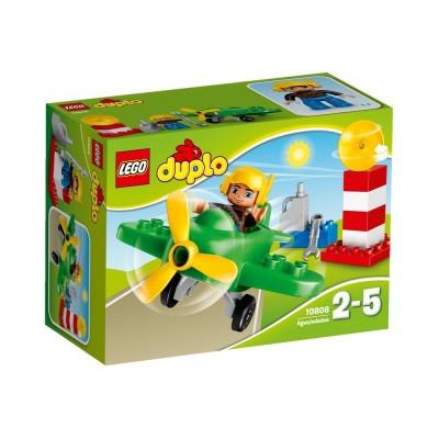 Конструктор LEGO DUPLO Маленький самолёт (10808)