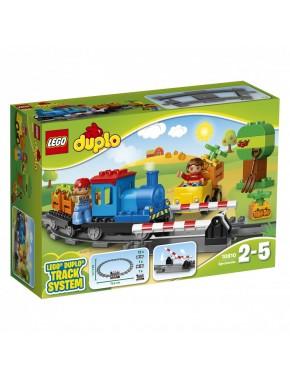 Конструктор LEGO DUPLO Локомотив (10810)