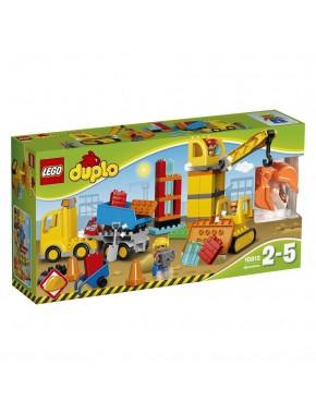 LEGO DUPLO Большая стройплощадка (10813)