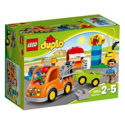 Конструктор LEGO DUPLO Эвакуатор (10814)