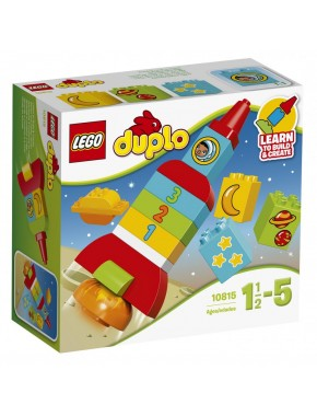МОЯ ПЕРВАЯ РАКЕТА LEGO DUPLO (10815)