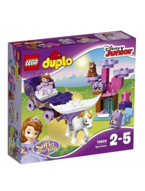Конструктор LEGO DUPLO Волшебная карета Софии Прекрасной (10822)