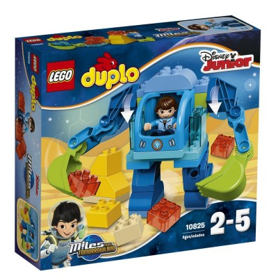 Конструктор LEGO DUPLO Экзокостюм Майлза (10825)