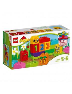 Конструктор LEGO DUPLO Моя веселая гусеница (10831)