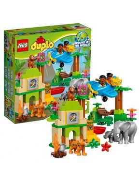 Конструктор LEGO DUPLO Джунгли (10804)