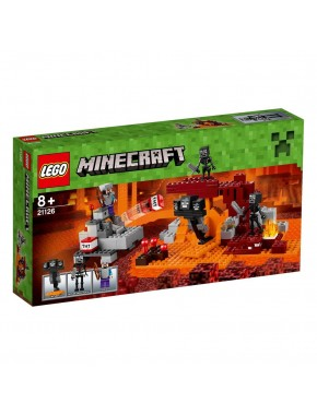 Конструктор LEGO MINECRAFT Иссушитель (21126)