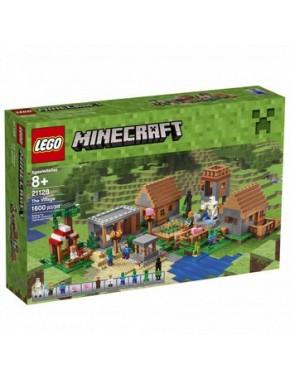Конструктор LEGO MINECRAFT Деревня 1600 деталей (21128)