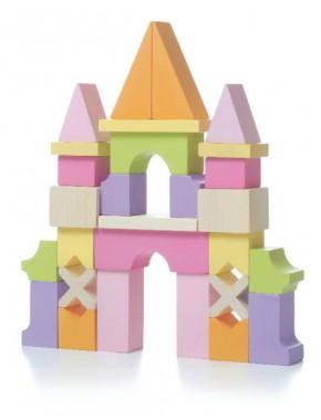 Деревянная игрушка Cubika Замок LZ-1 (11346)