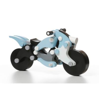 Деревянная игрушка Cubika Мотоцикл чоппер LМ-5 (11674)
