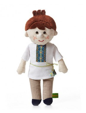 М'яка Іграшка Хлопець-українець К368Х