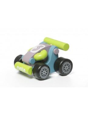 Деревянная игрушка Cubika Машинка Мини-карт LM-2 (12053)