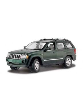 Автомодель Maisto (1:18) Jeep Grand Cherokee  Зелёный металлик