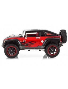 Автомодель Maisto (1:27) Hummer Hx 2008 Чёрно-красный тюнинг