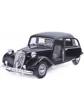 Автомодель Maisto (1:18) Citroen 15CV 6 Cyl (1952) Чёрный