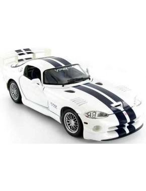 Автомодель Maisto (1:18) Dodge Viper GT2  Белый