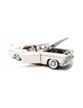 Автомодель Maisto (1:18) 1956 Chrysler 300B белый