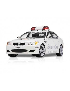 Автомодель Maisto (1:18) BMW M5 Safety Car  Белый