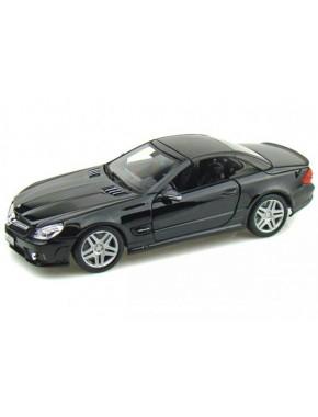 Автомодель Maisto (1:18) Mercedes Benz SL65 AMG Черный