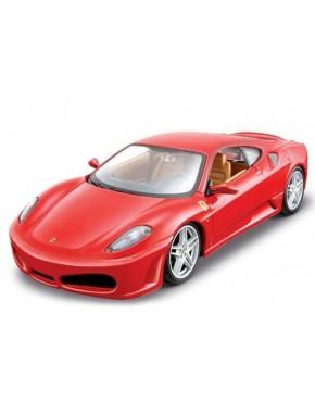 Сборная автомодель Maisto (1:24) Ferrari F430 Красный